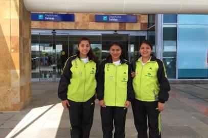 Campamento del programa Beca Mérito Estudiantil México-Canadá.