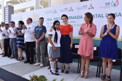 """Primera Mega Jornada Estatal de Salud visual """"Ver Bien para Crecer en Grande"""""""