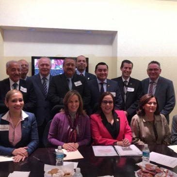 REUNIÓN DE DIRECTORES ESTATALES DEL CONALEP CON DIPUTADOS FEDERALES