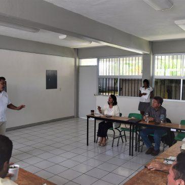 CAPACITACIÓN A DIRECTORES DE PLANTELES Y RESPONSABLES DE CENTROS DE EVALUACIÓN CONALEP