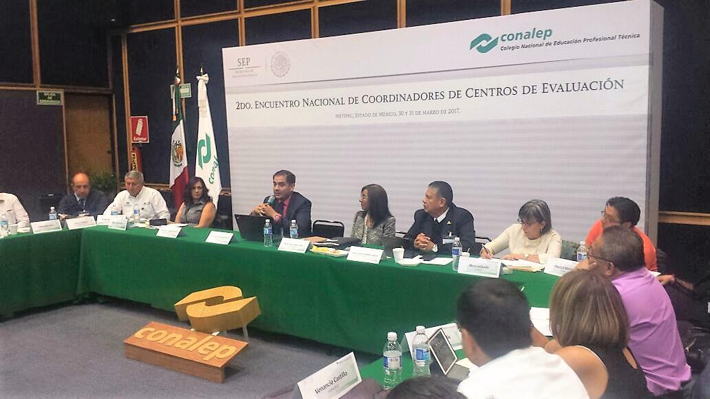 Segundo encuentro nacional de coordinadores estatales de for Oficina nacional de evaluacion