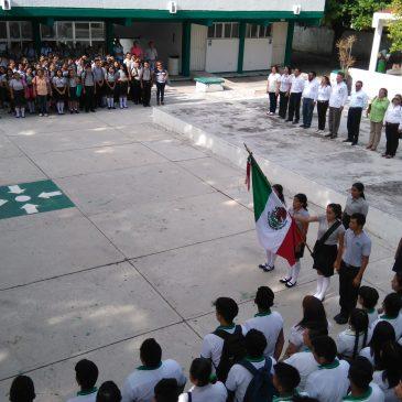 """Inician las Clases en el Plantel Conalep """"Cd. Del Carmen"""" correspondientes al ciclo escolar 2017 – 2018"""