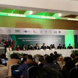 CONALEP CAMPECHE PARTICIPA EN LA CAPACITACIÓN NACIONAL PARA LÍDERES MULTIPLICADORES DEL MODELO MEXICANO DE FORMACIÓN DUAL.