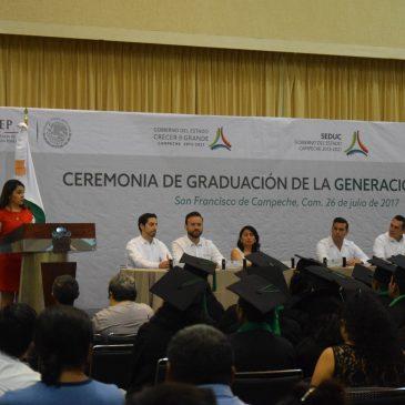 """CEREMONIA DE GRADUACIÓN CONALEP PLANTEL """"LIC. GUILLERMO GONZÁLEZ GALERA"""" 020"""