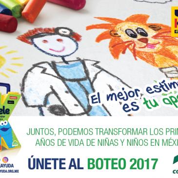 CAMPAÑA UN KILO DE AYUDA 2017