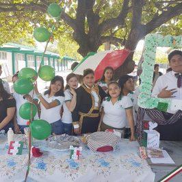 """VERBENA EN EL CONALEP, Plantel """"CD. DEL CARMEN"""""""