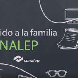 """Video """"BIENVENIDO A LA FAMILIA CONALEP"""""""