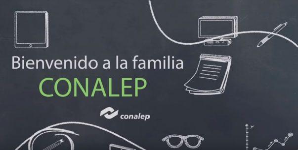 video bienvenido a la familia CONALEP