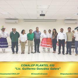 """CULMINA LA SEMANA DE LA CIENCIA Y TECNOLOGÍA EN EL CONALEP PLANTEL """"LIC. GUILLERMO GONZÁLEZ GALERA"""""""