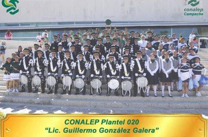 """PARTICIPA CONALEP """"LIC. GUILLERMO GONZÁLEZ GALERA"""" EN DESFILE DEL CVII ANIVERSARIO DE LA REVOLUCIÓN MEXICANA"""