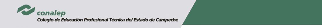 Conalep Campeche