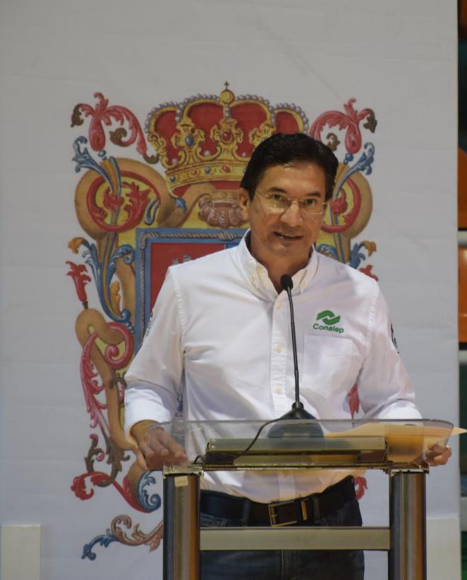 Primer Encuentro Deportivo Estatal del Conalep Campeche