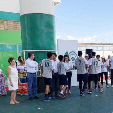 Concluye el Primer Encuentro Estatal Deportivo del CONALEP Campeche