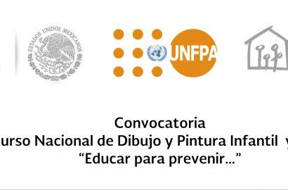 XXV Concurso Nacional de Dibujo y Pintura Infantil y Juvenil, 2018 Educar Para Prevenir…
