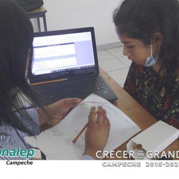 Jornada de Evaluación con fines de Certificación en CONALEP Campeche.