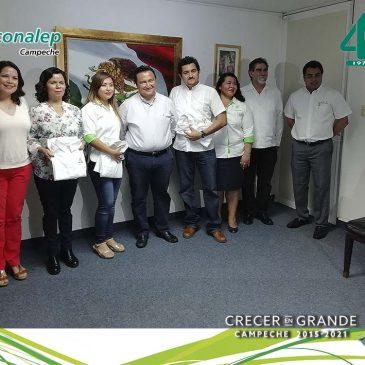 Participará docente del CONALEP Plantel Cd. del Carmen en Academia de Innovadores Google.