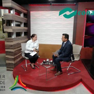 Entrevista en Noticieros TRC