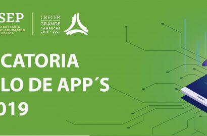 """Convocatoria Concurso """"Desarrollo de App's Conalep Campeche."""""""